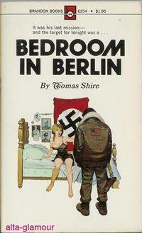 BEDROOM IN BERLIN: Shire, Thomas