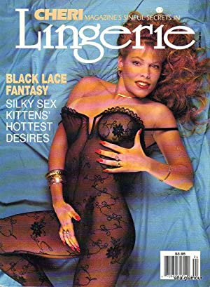CHERI MAGAZINE'S SINFUL SECRETS IN LINGERIE Winter 1992