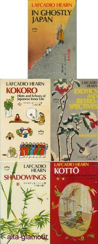 KOKORO: Hints and Echoes of Japanese Inner: Hearn, Lafcadio