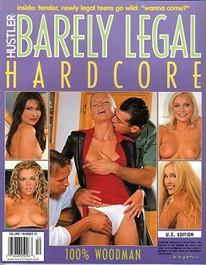 HUSTLER'S BARELY LEGAL HARDCORE Vol. 01, No. 12, 2002