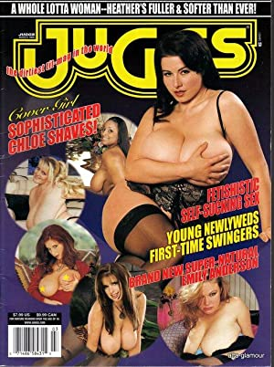 JUGGS; The Dirtiest Tit-Mag in the World March 2005