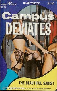 CAMPUS DEVIATES Paddle Books: Sotherland, Al
