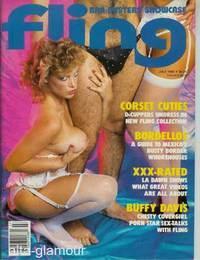 FLING; Bra-Busters' Showcase Vol. 30 No. 2,: Miller, Arv (editor)