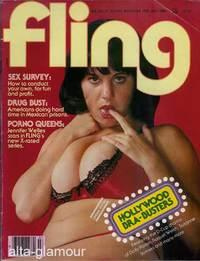 FLING. The Great Escape Magazine Vol. 23,: Miller, Arv (editor)