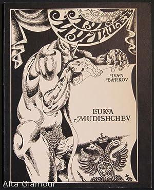 LUKA MUDISHCHEV [Luka Mudischev]: Barkov, Ivan; illustrated by Alex Gamburg