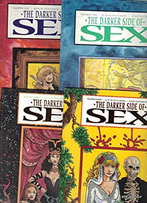THE DARKER SIDE OF SEX Nos. 1-4 [set[: McCollum, Rick and Bill Cavalier (art); Cathleen Hurley (...