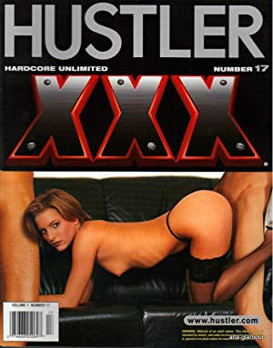 HUSTLER XXX; Hardcore Unlimited Vol. 01, No. 17, 2002: Flynt, Larry (editor-publisher)