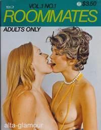 ROOMMATES Vol. 01, No. 01, Sept./Oct. 1974