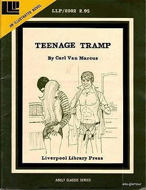 TEENAGE TRAMP Illustrated Novel Series: Van Marcus, Carl