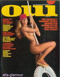 OUI; For the Man of the World Vol. 05 No. 03, March 1976