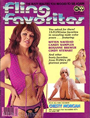 FLING FAVORITES; The Busty Beauties You Begged to See Again! Fling Bonus Edition No. 4 - Canadian ...