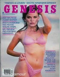 GENESIS; It's Entertainment! Vol. 09, No. 03, October