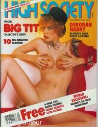 HIGH SOCIETY; Special Big Tit Collector's Issue Vol. 08, No. 04, September 1983