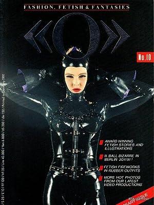 """O""""; Fashion, Fetish & Fantasies: Czernich, Peter W."""