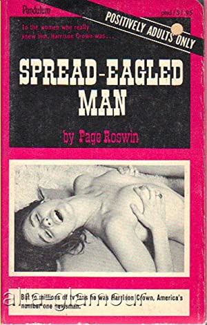 SPREAD-EAGLED MAN: Roswin, Page