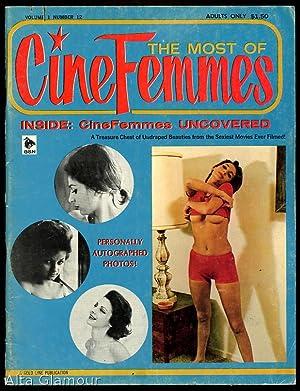 THE MOST OF CINEFEMMES; A Gold Line Publication Vol. 1, No. 12, Nov. / Dec. / Jan.