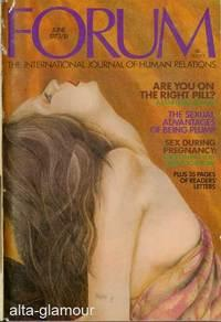 FORUM; The International Journal of Human Relations: Guccione, Bob (publisher)