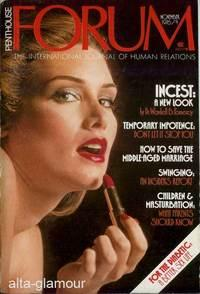 PENTHOUSE FORUM; The International Journal of Human: Guccione, Bob (publisher)