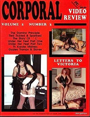 CORPORAL VIDEO REVIEW Vol. 02, No. 03, 1991