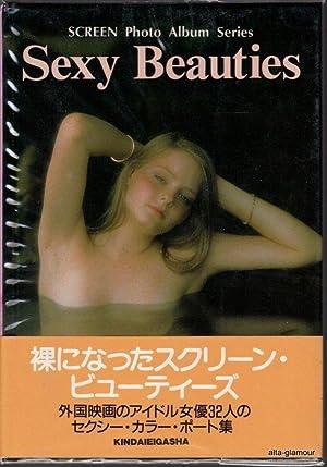 SEXY BEAUTIES Screen Photo Album Series