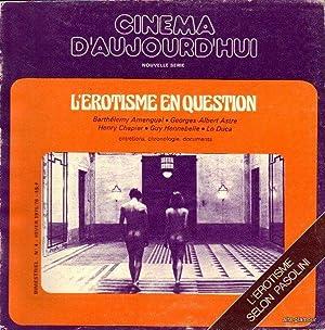 CINEMA D'AUJORD'HUI; L'erotisme en question Nr. 4 - Hiver: Lherminier, Pierre (...