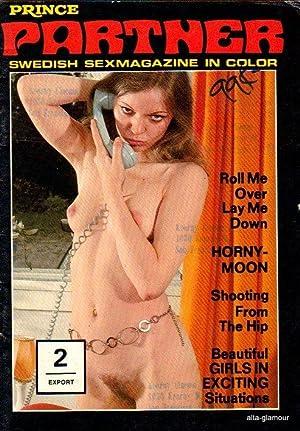 PRINCE PARTNER; Swedish Sexmagazine in Color