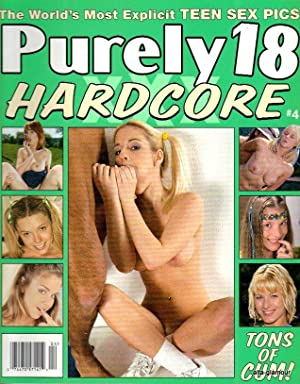 PURELY 18 HARDCORE Vol. 01, No. 04