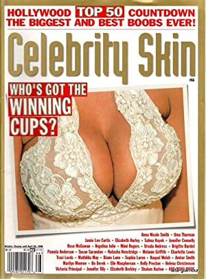CELEBRITY SKIN; Hollywood's Biggest & Best Boobs Vol. 20, No. 66, March