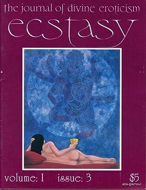 ECSTASY; The Journal of Divine Eroticism Vol. 1, No. 3