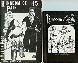 KINGDOM OF PAIN; Volumes 1 and 2