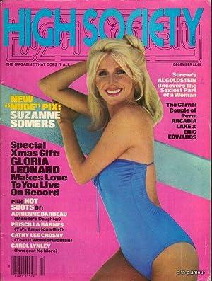 HIGH SOCIETY Vol. 04, No. 07, December 1979