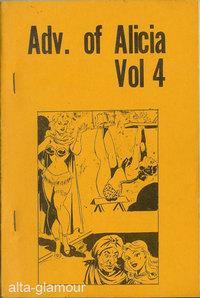 ADVENTURES OF ALICIA; Volume 4