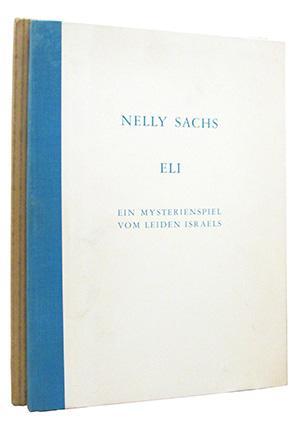 Eli : Ein Mysterienspiel Vom Leiden Israels - Nelly Sachs