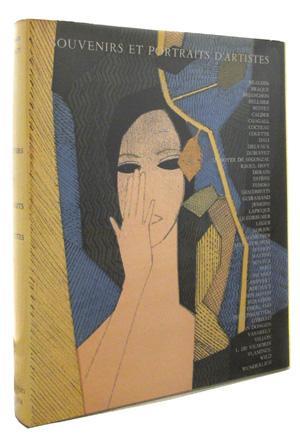 Souvenirs & Portraits d'Artistes : Jacques Prevert: Fernand Mourlot, Jacques