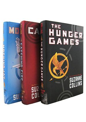 The Hunger Games Trilogy: Suzanne Collins