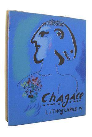 The Lithographs of Chagall 1969 - 1973: Marc Chagall, Charles
