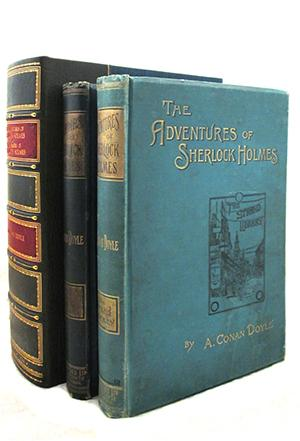 The Adventures of Sherlock Holmes [together with]: Arthur Conan Doyle