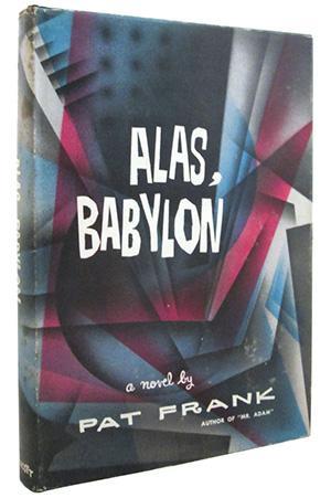 Writer about Pat Frank's Alas Babylon