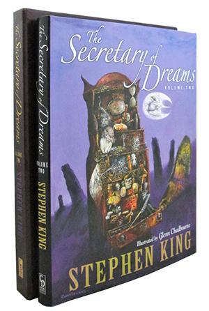 The Secretary of Dreams, Volume Two: Stephen King, (Illustrator)