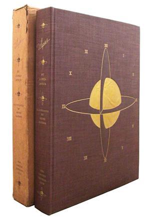 Ulysses: James Joyce, (Illustrator)