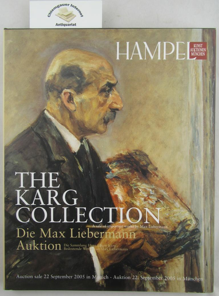 The Karg Collection. A sale of important: Hampel ( Auktionen):