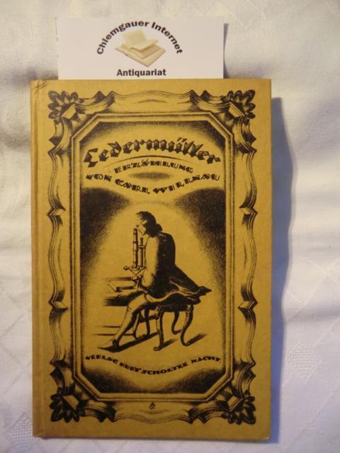 Ledermüller. Erstausgabe.: Willnau, Carl: