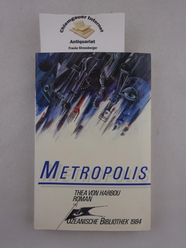 metropolis thea von harbou pdf