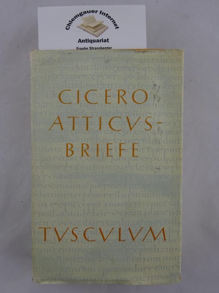 Briefe Von Cicero : Atticus briefe lateinisch von cicero zvab