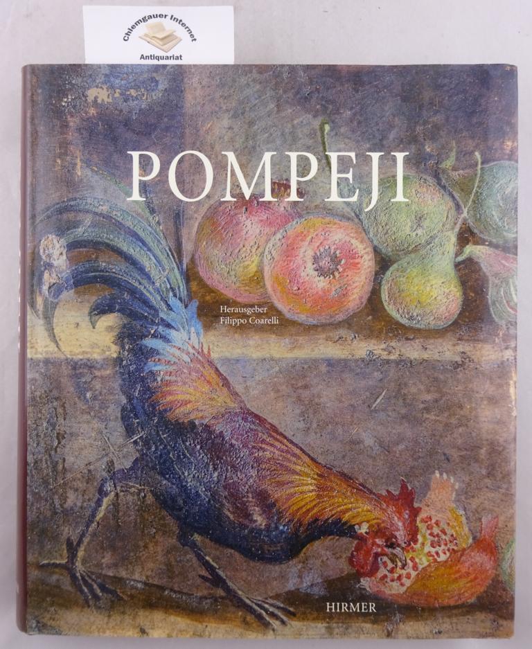 Pompeji. Fotographien von Alfredo und Pio Foglia.: Coarelli , Filippo