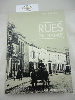Rues de Namur.: Dejollier, René: