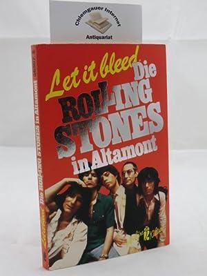Let it bleed. Die Rolling Stones in: Schmidt-Joos, Siegfried [Herausgeber]: