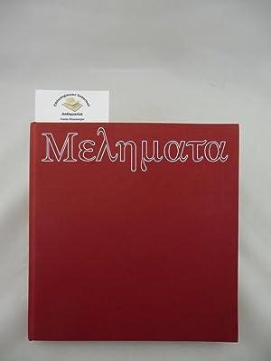 MELAEMATA .Festschrift für Werner Leibbrand zum 70.: Schumacher, Joseph (Hrsg.):