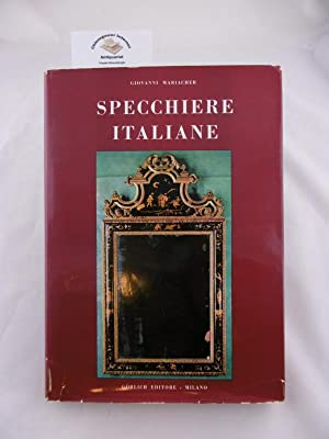 SPECCHIERE ITALIANE e cornici da specchio, dal: Mariacher, Giovanni: