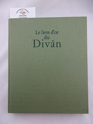 Le livre d'or du Divan de Hafiz: Seghers, Pierre (Übers.):